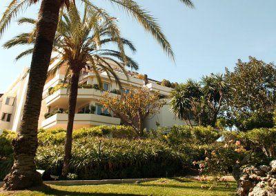 Exteriores Hotel del Golf 11