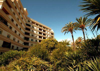 Exteriores Hotel del Golf 3
