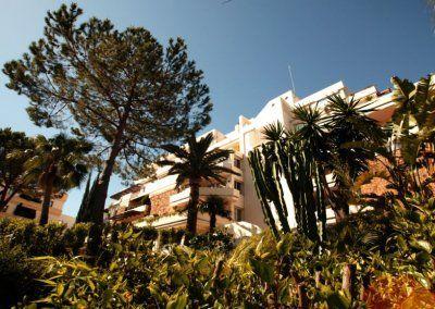 Exteriores Hotel del Golf