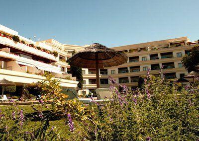 Exteriores Hotel del Golf - Piscina 2