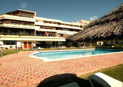 Exteriores Hotel del Golf - Piscina 3