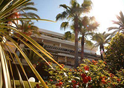 Hotel del Golf - Jardines 1