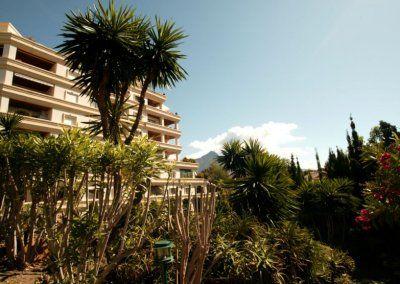 Hotel del Golf - Jardines 3