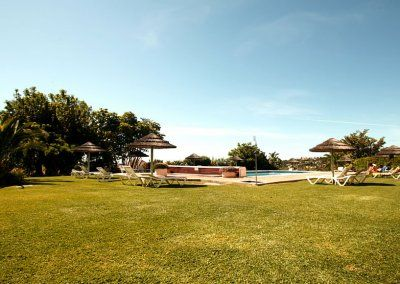 Hotel del Golf - Jardines 5