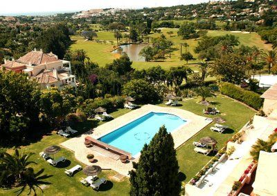 Hotel del Golf - Jardines 9