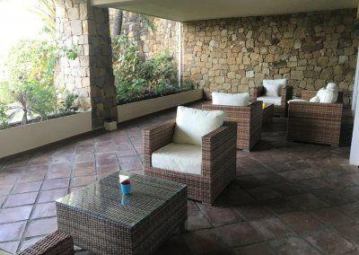 Hotel del Golf - Sillones terraza 3